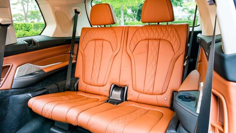 SUV 7 chỗ BMW X7 2019 bán tại Viêt Nam có giá 7,5 tỷ đồng - Ảnh 12