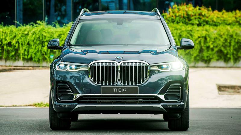 Chi tiết thông số và trang bị xe BMW X7 xDrive40i 2019 tại Việt Nam - Ảnh 2