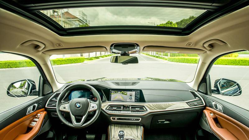 SUV 7 chỗ BMW X7 2019 bán tại Viêt Nam có giá 7,5 tỷ đồng - Ảnh 7