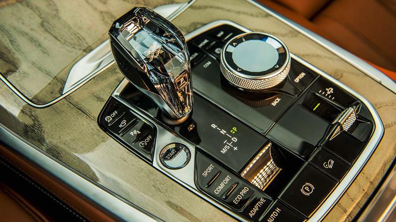 SUV 7 chỗ BMW X7 2019 bán tại Viêt Nam có giá 7,5 tỷ đồng - Ảnh 8