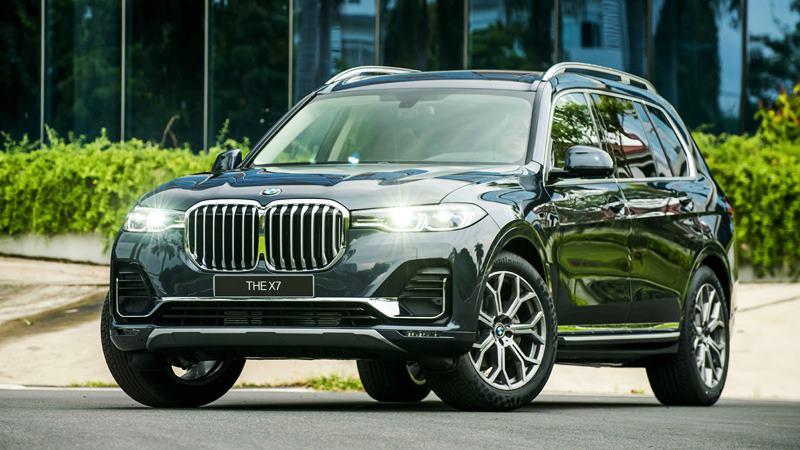 Chi tiết thông số và trang bị xe BMW X7 xDrive40i 2019 tại Việt Nam - Ảnh 1