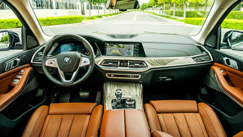 Chi tiết thông số và trang bị xe BMW X7 xDrive40i 2019 tại Việt Nam - Ảnh 4