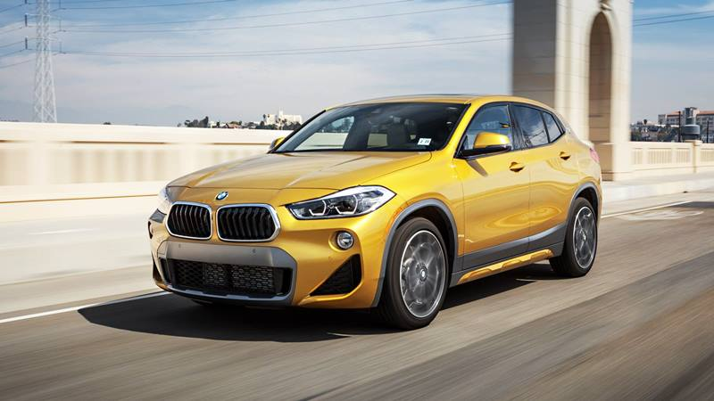 BMW X2 hoàn chỉnh