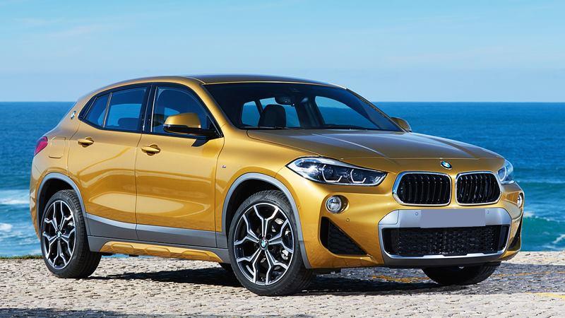 Cận cảnh BMW X2 2018 giá 2,139 tỷ đồng tại Việt Nam - Hình 1