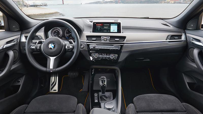Cận cảnh BMW X2 2018 giá 2,139 tỷ đồng tại Việt Nam - Hình 2