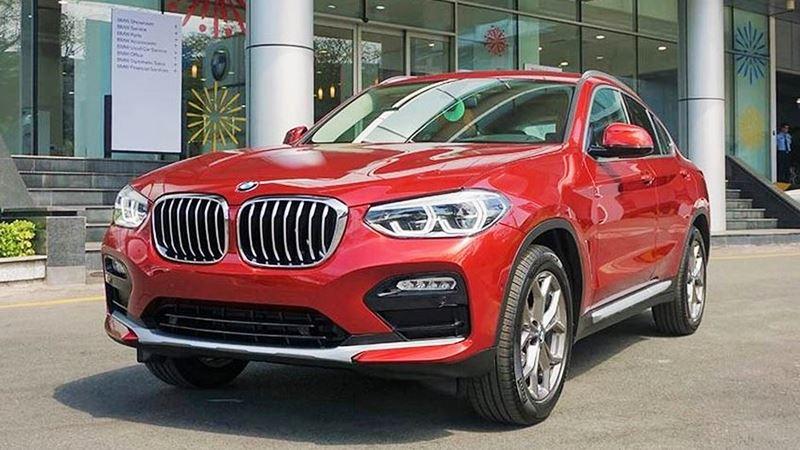 Chi tiết TSKT và trang bị xe BMW X4 2019 tại Việt Nam - Ảnh 1