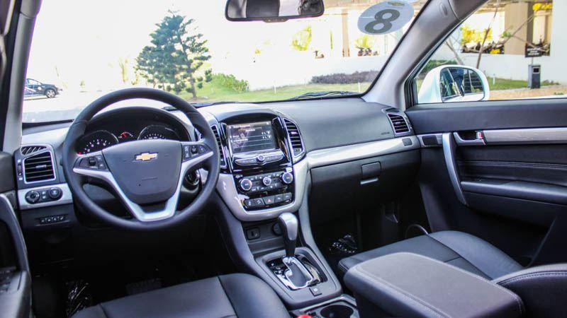 Chevrolet Captiva 2018