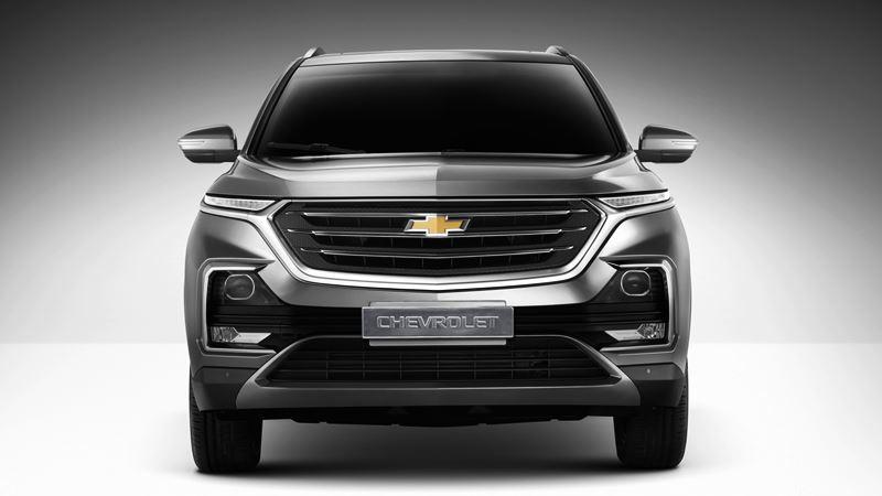 Chevrolet Captiva 2020 thế hệ mới, lựa chọn 5 chỗ và 7 chỗ ngồi - Ảnh 5
