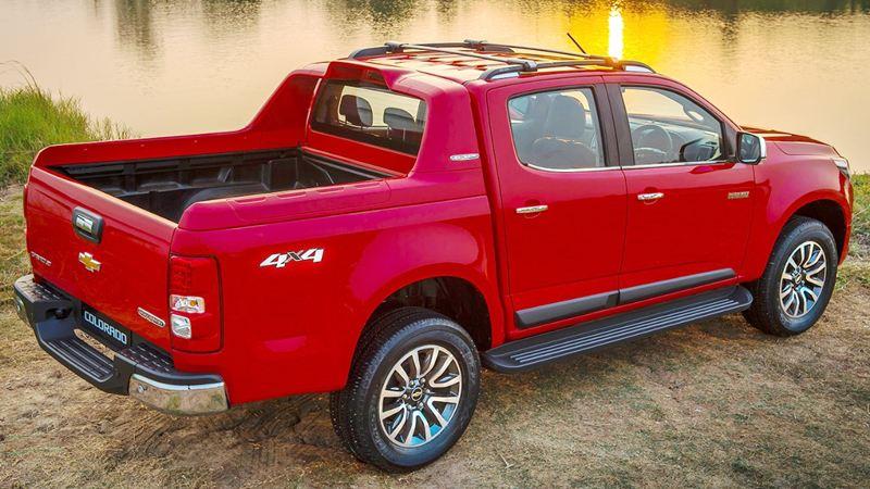 Thông số và trang bị xe Chevrolet Colorado 2018-2019 tại Việt Nam - Ảnh 5