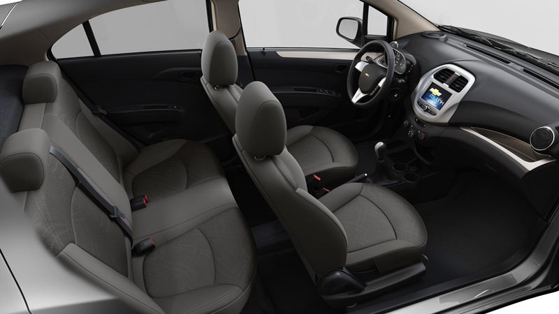 Chevrolet Spark 2018 tại Việt Nam giá từ 299 triệu, không có số tự động - Ảnh 8