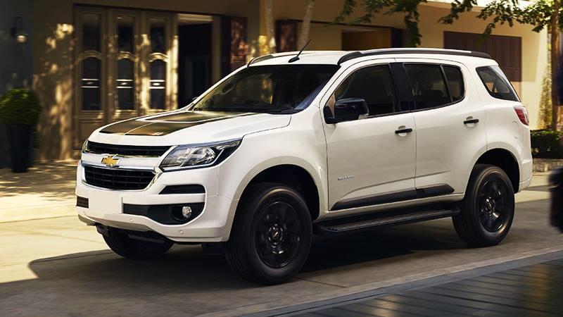 Chevrolet Trailblazer giá dự kiến 859 triệu đồng, bán ra vào tháng 5/2018 - Hình 1