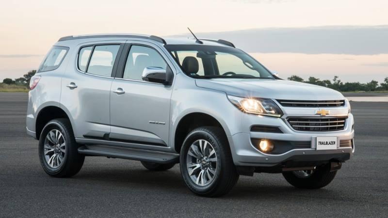 Đánh giá ưu nhược điểm xe Chevrolet Trailblazer 2018-2019 tại Việt Nam - Ảnh 2