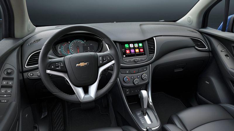 So sánh xe Ford EcoSport và Chevrolet Trax 2017 - Ảnh 10