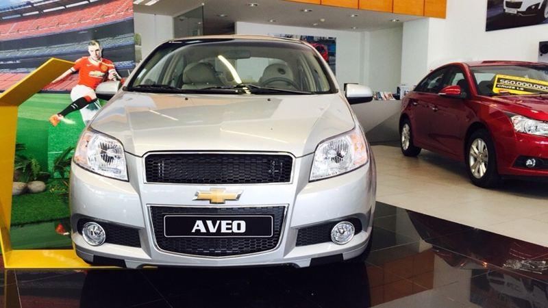 Chevrolet Aveo 2014 Nh Gi Xe T Vn Mua Xe Gi Xe