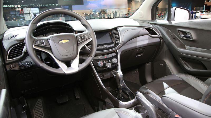 Chevrolet Trax 2017 giảm giá bán duy nhất còn 679 triệu đồng - Ảnh 2
