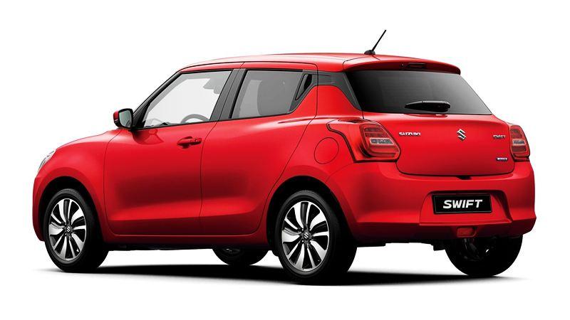 Thêm loạt xe Suzuki Swift 2019 nhập khẩu chờ tại cảng, khỏi lo thiếu hàng - Hình 2