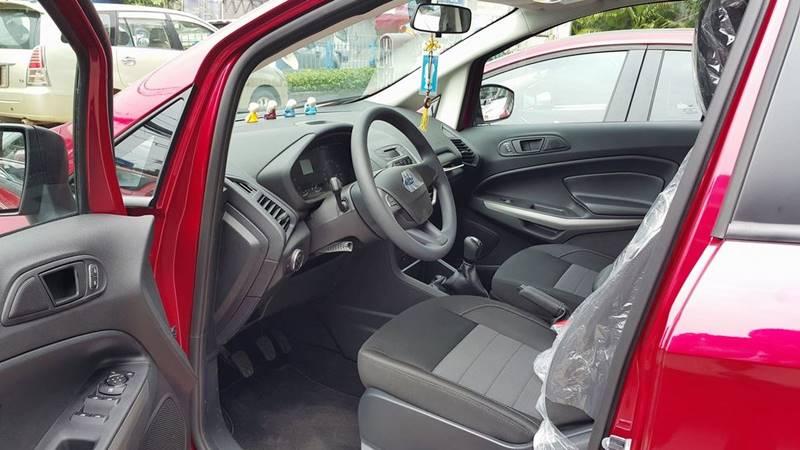 Chi tiết trang bị xe Ford EcoSport 2018 bản thấp 1.5MT Ambiente giá rẻ - Ảnh 5