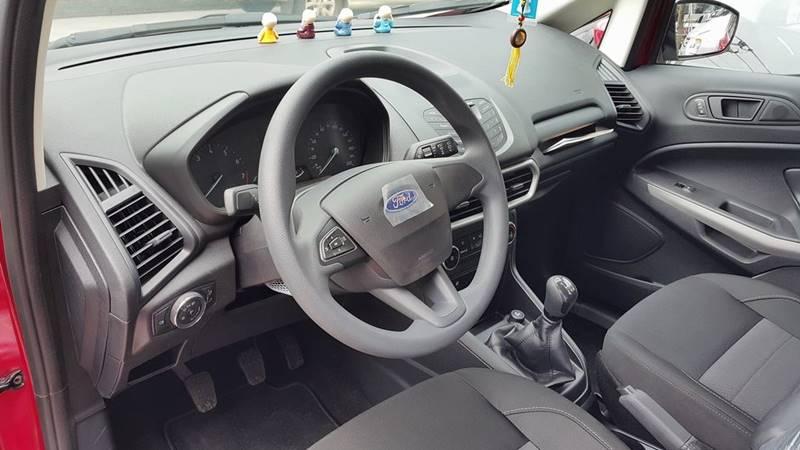 Chi tiết trang bị xe Ford EcoSport 2018 bản thấp 1.5MT Ambiente giá rẻ - Ảnh 4