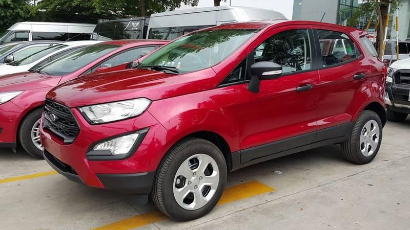 Chi tiết trang bị xe Ford EcoSport 2018 bản thấp 1.5MT Ambiente giá rẻ - Ảnh 2