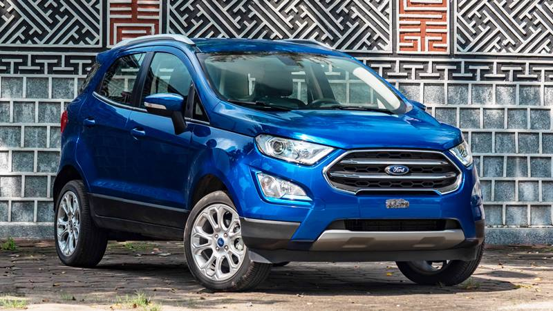 So sánh SUV 5 chỗ 600 triệu - Seltos, Kona, ZS, EcoSport 2021 - Ảnh 4