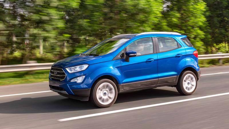 Ford Ecosport 2020 mới nâng cấp có giá từ 603 triệu đồng - Ảnh 8