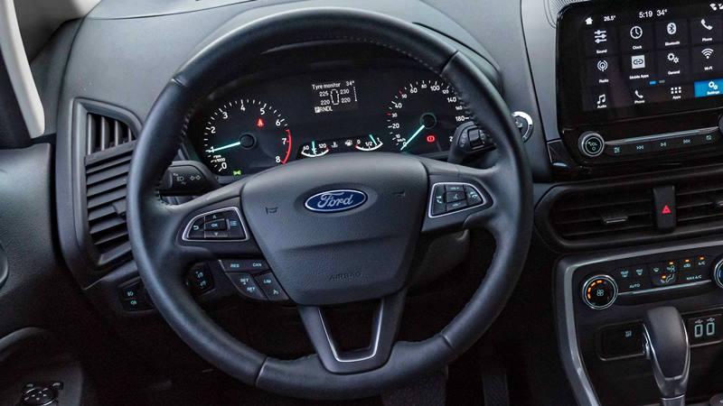 Ford Ecosport 2020 mới nâng cấp có giá từ 603 triệu đồng - Ảnh 5