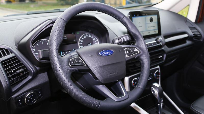 Chi tiết phiên bản Ford EcoSport Titanium 1.0L EcoBoost 2018 - Ảnh 6