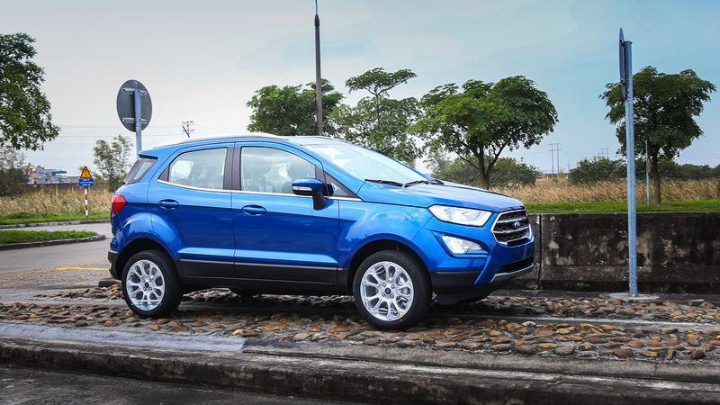 Ford EcoSport 2018 chốt giá từ 480 triệu đồng - Hình 2