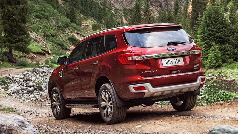 Ford Everest 2016 bản Titanium 2.2L có gì với giá 1,329 tỷ đồng - Ảnh 2