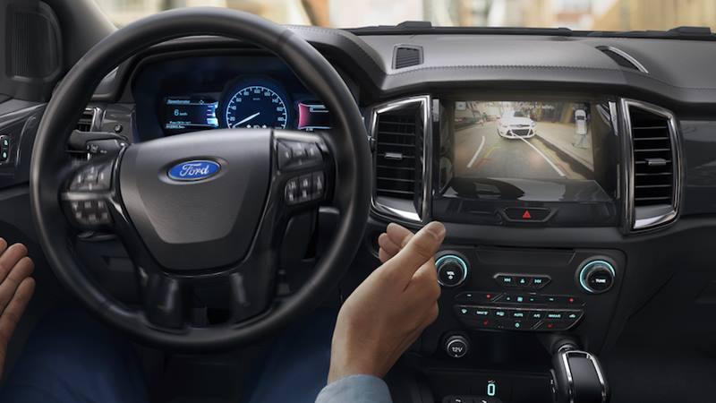 Chi tiết Ford Everest 2018-2019 bản cao cấp 2.0L Bi-Turbo 4x4 Titanium - Ảnh 5