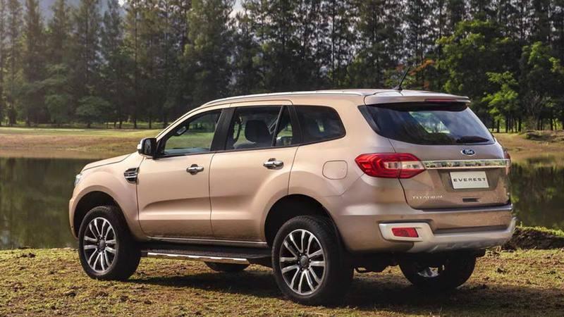 Ford Everest 2018 về Việt Nam, dự kiến bán ra trong tháng 9 - Hình 2