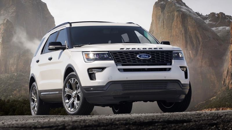 Ford giới thiệu 2 phiên bản đặc biệt dành cho Explorer - Hình 1