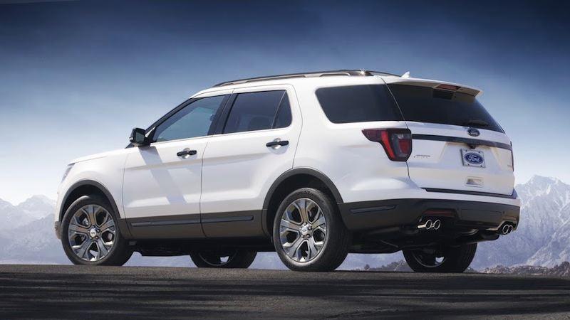 Ford giới thiệu 2 phiên bản đặc biệt dành cho Explorer - Hình 2