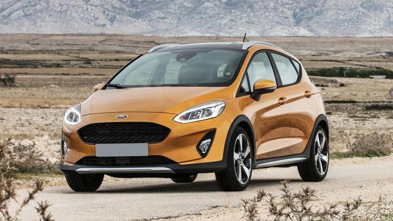 Ford Fiesta Active mới chính thức ra mắt tại châu Âu - Hình 1