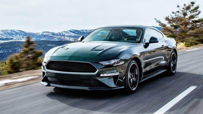 Ford Mustang thế hệ mới hoãn ngày ra mắt tới năm 2021