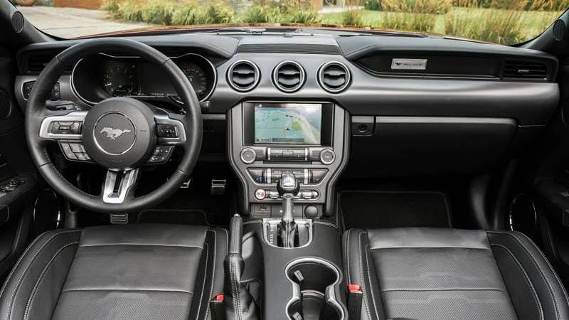 Những điều cần biết về Ford Mustang 2019 - Ảnh 6