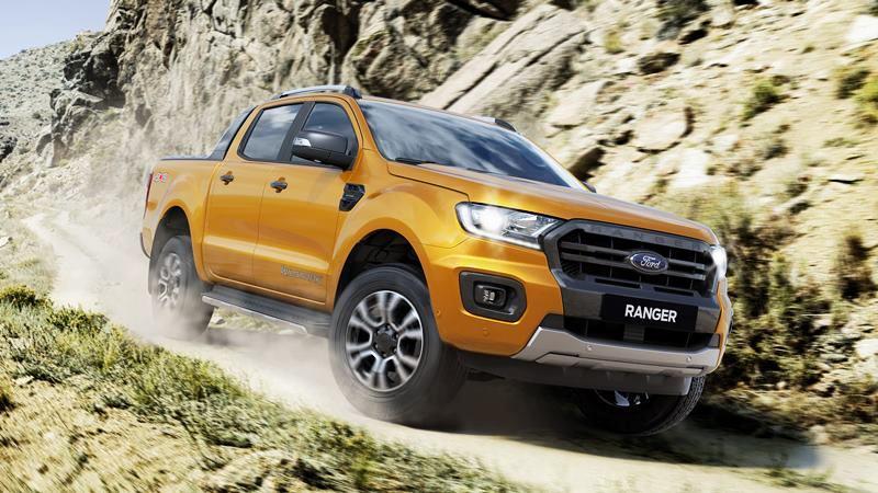 Ford Ranger 2019 chính thức trình làng tại Việt Nam, giá từ 630 triệu đồng - Hình 1