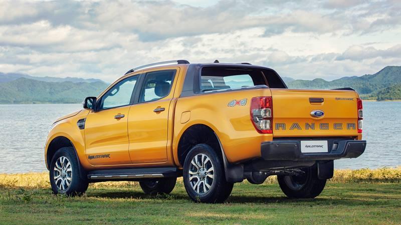 Ford Ranger 2018 trở lại thị trường Việt, giá từ 630 triệu – 918 triệu đồng - Hình 2