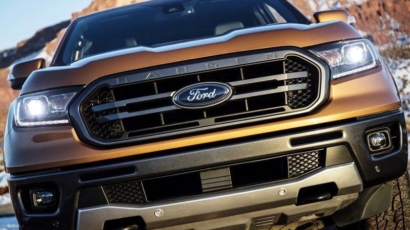 Hình ảnh chi tiết xe Ford Ranger 2019 hoàn toàn mới - Ảnh 4