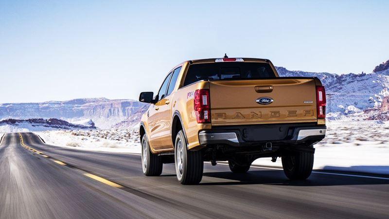 Ford Ranger 2019 nâng cấp về Việt Nam với 4 phiên bản, giá 630 triệu đồng? - Hình 2