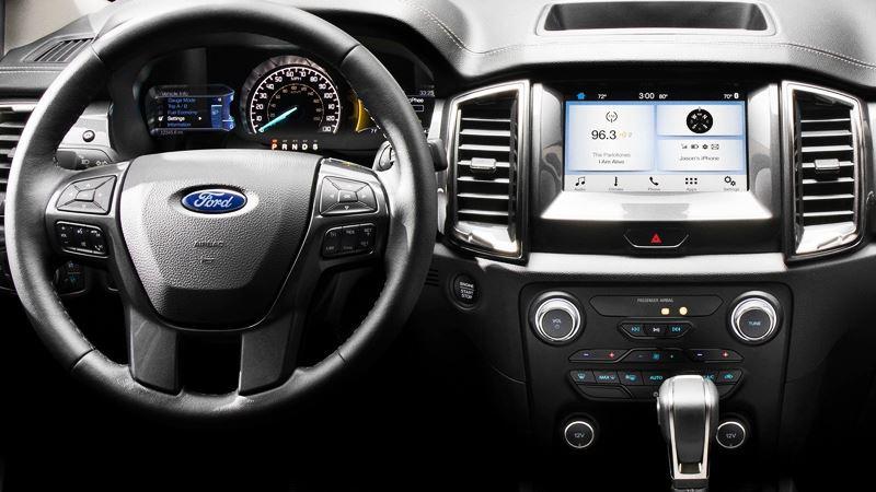 Hình ảnh chi tiết xe Ford Ranger 2019 hoàn toàn mới - Ảnh 9