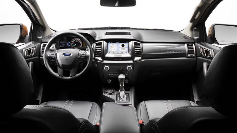 Hình ảnh chi tiết xe Ford Ranger 2019 hoàn toàn mới - Ảnh 8