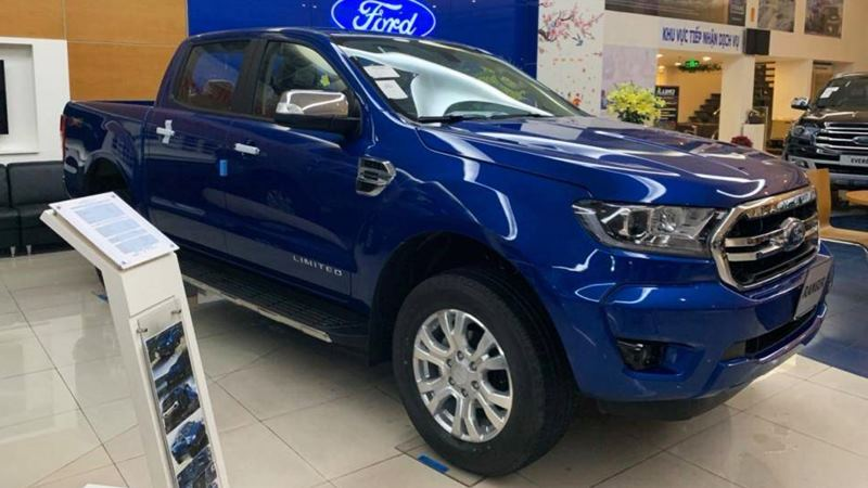 Giá xe Ford Ranger 2020 mới nâng cấp tại Việt Nam từ 616 triệu đồng - Ảnh 5