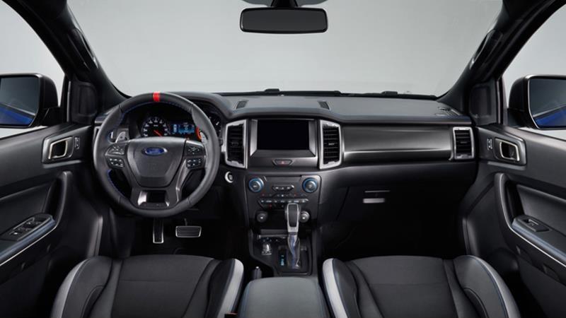 Thông số kỹ thuật và trang bị xe Ford Ranger Raptor 2019 tại Việt Nam - Ảnh 4