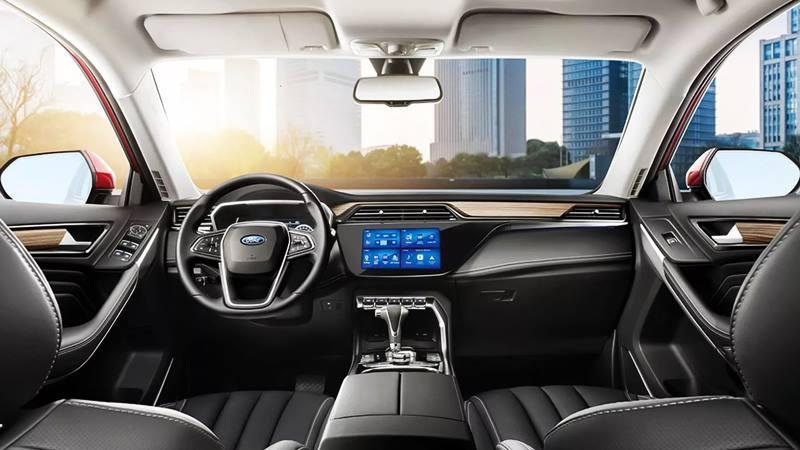 Ford Territory hoàn toàn mới cạnh tranh với Mazda CX-5 - Ảnh 4