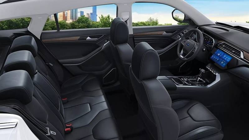 Ford Territory hoàn toàn mới cạnh tranh với Mazda CX-5 - Ảnh 6
