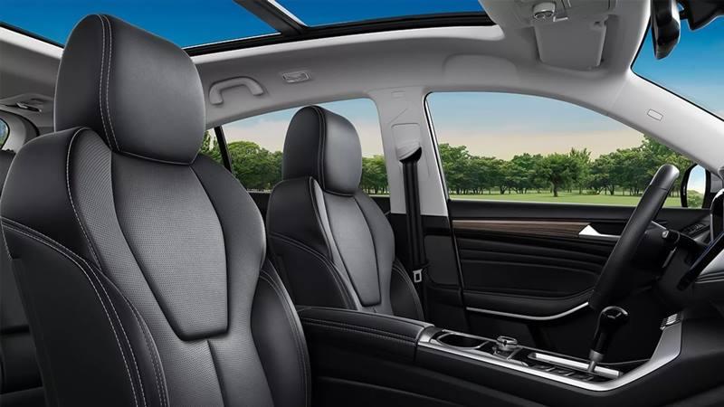 Ford Territory hoàn toàn mới cạnh tranh với Mazda CX-5 - Ảnh 5