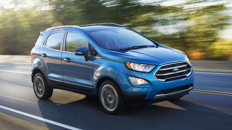 Ford EcoSport 2018 chốt giá từ 480 triệu đồng - Hình 1