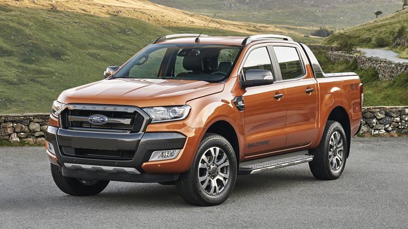 Đánh giá xe Ford Ranger 2018 - Hình 1