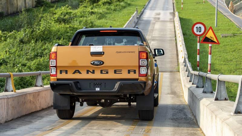 Giá bán xe Ford Ranger 2021 lắp ráp tại Việt Nam từ 616 triệu đồng - Ảnh 3